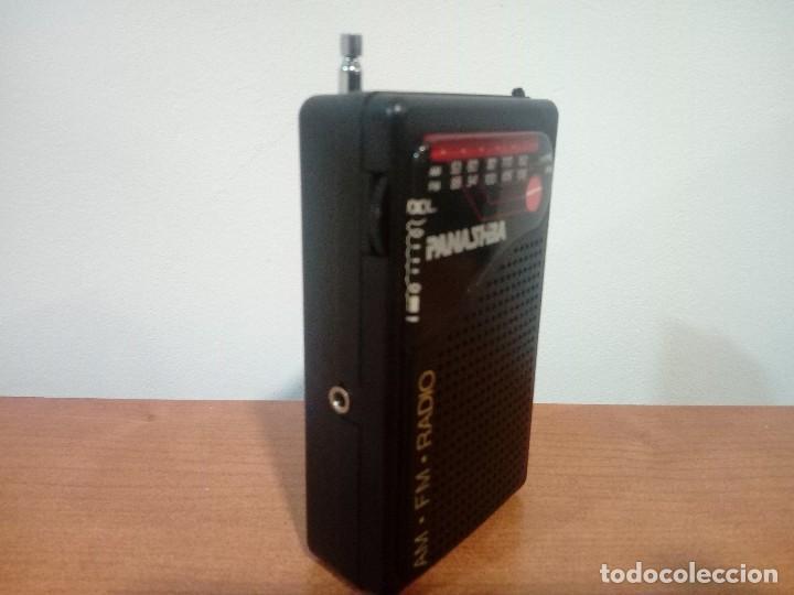 Radios antiguas: 33-Radio transistor de mano Panashiba - Foto 4 - 106576895