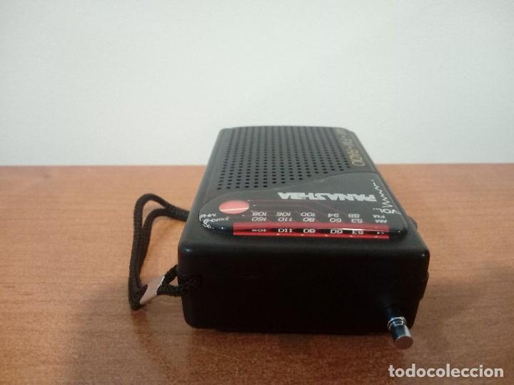 Radios antiguas: 33-Radio transistor de mano Panashiba - Foto 6 - 106576895
