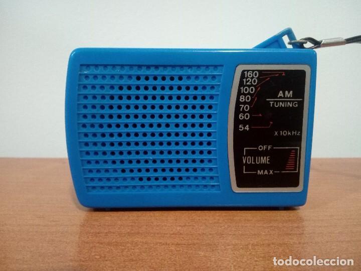RADIO TRANSISTOR DE MANO POCKET RADIO (Radios, Gramófonos, Grabadoras y Otros - Transistores, Pick-ups y Otros)