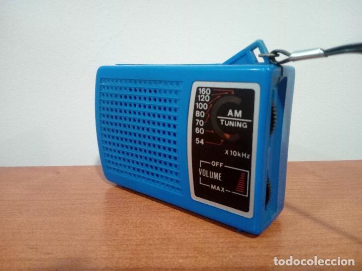 Radios antiguas: Radio transistor de mano Pocket Radio - Foto 2 - 106910947