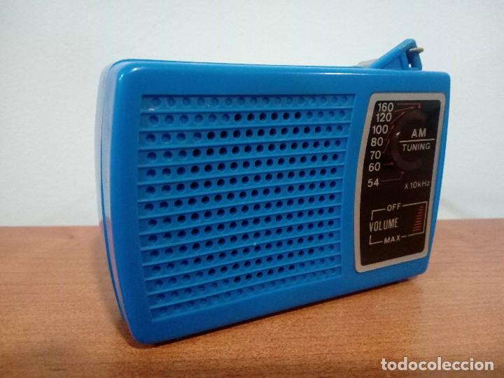 Radios antiguas: Radio transistor de mano Pocket Radio - Foto 4 - 106910947