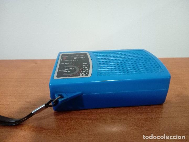 Radios antiguas: Radio transistor de mano Pocket Radio - Foto 6 - 106910947