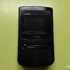 Radios antiguas: MÍNI TELEVISIÓN CASIO TV-470. Lote 107020319