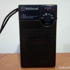 Radios antiguas: 23-RADIO TRANSISTOR NATIONAL R1007. Lote 107022331