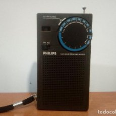 Radios antiguas: 43-RADIO TRANSISTOR PHILIPS D1000. Lote 107511351