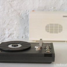 Radios antiguas: RADIO TOCADISCOS CONTINENTAL EDISON. Lote 107597791