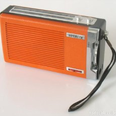 Radios antiguas: RADIO OPTALIX TO100 DE 1974 VINTAGE. Lote 107598295