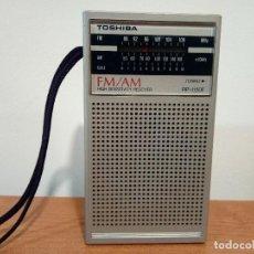 Radios antiguas: 122-RADIO TRANSISTOR TOSHIBA RP1150F. Lote 107722291