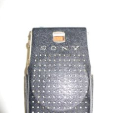 Radios antiguas: RADIO TRANSISTOR SONY TR 610 CON FUNDA. Lote 107737159