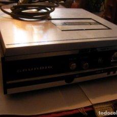 Radios antiguas: ANTIGUO CASSETTE GRUNDIG . Lote 107856659