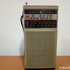 Radios antiguas: 177-RADIO TRANSISTOR GENERAL ELECTRIC 7-2924A. Lote 107893571