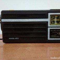 Radios antiguas: 107-RADIO LINTERNA PUNTO AZUL. Lote 107984351