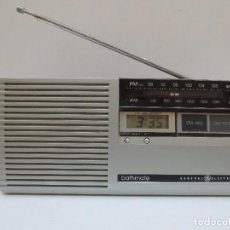 Radios antiguas: RADIO TRANSISTOR GENERAL ELECTRIC - BATMATE - AÑOS 90 . Lote 108012431