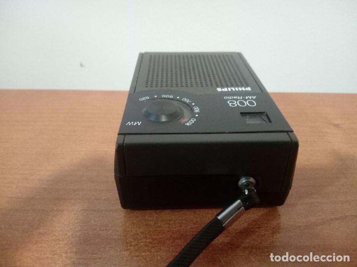 Radios antiguas: Radio transistor Philips 008 - Foto 6 - 108064127