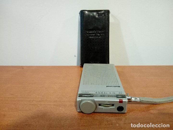 Radios antiguas: Mini radio transistor National R166 - Foto 6 - 108294563
