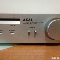 Radios antiguas: SINTONIZADOR MODULAR AKAI AT K 11 L. Lote 115131675