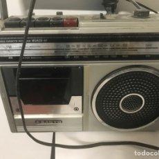Radios antiguas: RADIO CASSETTE. Lote 108846542