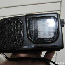 Radios antiguas: RADIO ARTECH H81 8 BAND. Lote 108847843