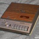 Radios antiguas: VINTAGE - ANTIGUO REPRODUCTOR DE CASETTES SABA CR-325 - AÑOS 70 - CURIOSO - HAZ OFERTA. Lote 108917303
