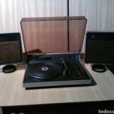 Tocadiscos, Philips Stereo 907