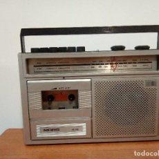 Radios antiguas: RADIO CASSETTE MARS CR-06B. Lote 109102679