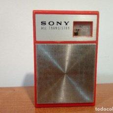 Radios antiguas: RADIO TRANSISTOR SONY 2R 28. Lote 109111639
