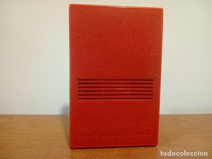 Radios antiguas: Radio transistor Sony 2R 28 - Foto 3 - 109111639