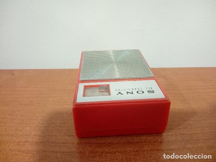 Radios antiguas: Radio transistor Sony 2R 28 - Foto 6 - 109111639