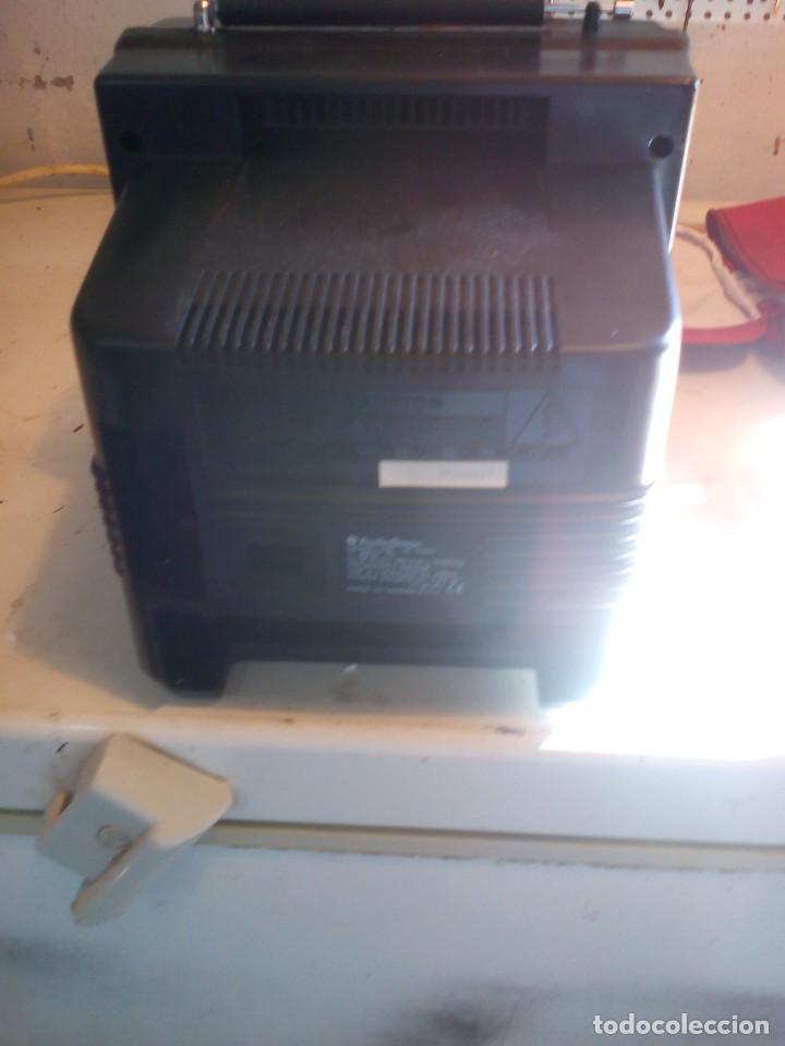 Radios antiguas: televisor portatil de 12v, nuevo - Foto 4 - 109114811