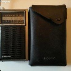 Radios antiguas: RADIO SANYO.. Lote 109164588