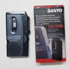 Radios antiguas: GRABADORA - SANYO TRC-720M - CAR05. Lote 109499471