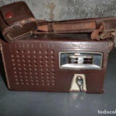Radios antiguas: ANTIGUA RADIO AÑOS 60-70. Lote 109504415