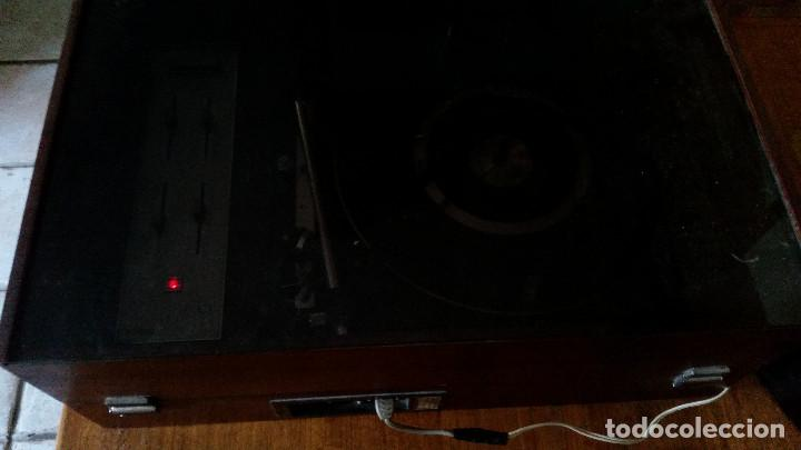TOCADISCOS EMERSON DENISON (Radios, Gramófonos, Grabadoras y Otros - Transistores, Pick-ups y Otros)
