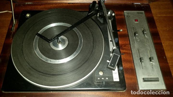 Radios antiguas: TOCADISCOS EMERSON DENISON - Foto 5 - 109528243