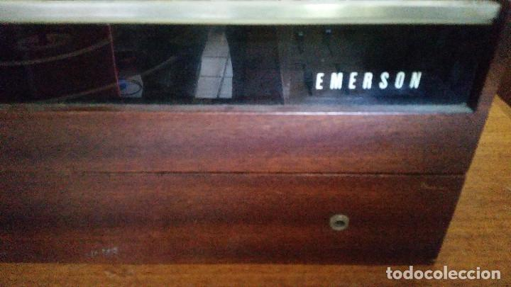 Radios antiguas: TOCADISCOS EMERSON DENISON - Foto 8 - 109528243