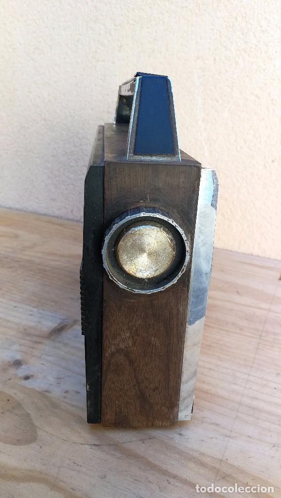Radios antiguas: RADIO TRANSISTOR MARCA VANGUARD MODELO RELAY NO FUNCIONA, NECESITA LIMPIEZA - Foto 7 - 110043571