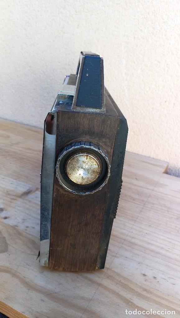 Radios antiguas: RADIO TRANSISTOR MARCA VANGUARD MODELO RELAY NO FUNCIONA, NECESITA LIMPIEZA - Foto 8 - 110043571