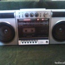 Radios antiguas: SANYO C1 BOOMBOX AM FM CASSETTE ESTÉREO RADIO JAPÓN AÑOS 80. Lote 165824706