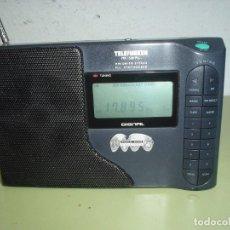 Radios antiguas: RADIO MULTIBANDAS TELEFUNKEN MR-1500 PLL. Lote 110411803