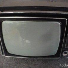 Radios antiguas: TELEVISOR PORTATIL PHILIPS DE LOS PRIMEROS. Lote 110469295