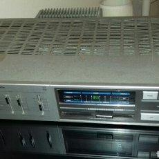 Radios antiguas: AMPLIFICADOR INTEGRADO STEREO PHILIPS FA153. Lote 110480611