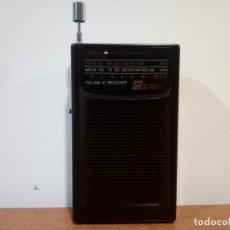 Radios antiguas: 84-RADIO TRANSISTOR DE MANO NEVIR. Lote 110745123