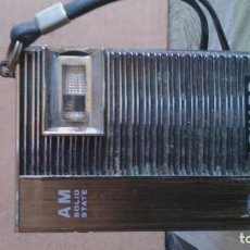 Radios antiguas: TRANSISTOR SHARP AM SÒLID STATE. Lote 110771359