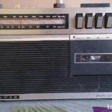 Radios antiguas: RADIO CASSETTE LAVIS 3002. Lote 110777515