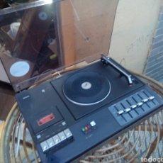 Radios antiguas: ANTIGUO TOCADISCOS PHILIPS. Lote 112173343