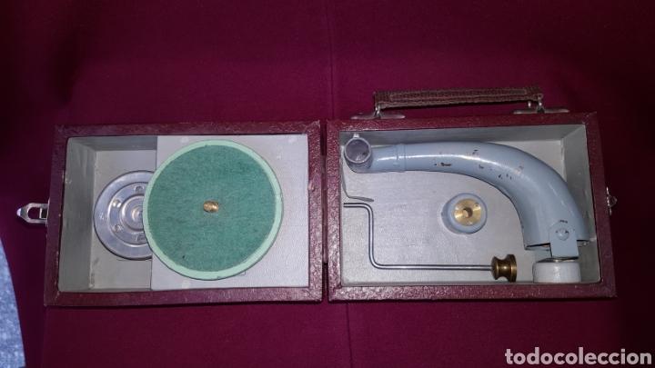Radios antiguas: TOCADISCOS MANUAL - Foto 13 - 111772446