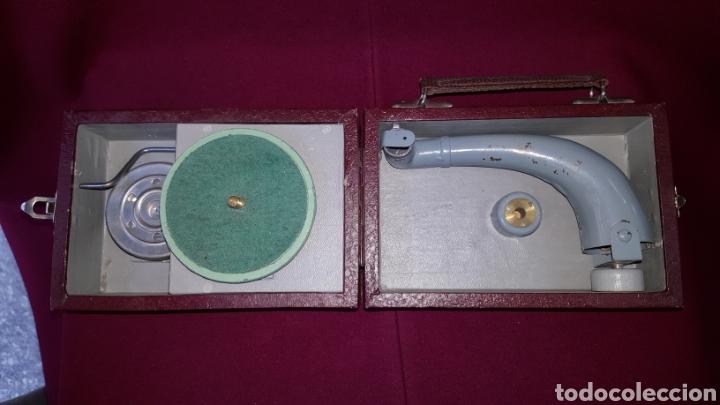 Radios antiguas: TOCADISCOS MANUAL - Foto 15 - 111772446