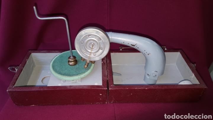 Radios antiguas: TOCADISCOS MANUAL - Foto 23 - 111772446