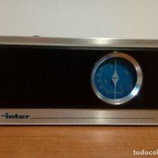 Radios antiguas: RADIO TRANSISTOR DE MANO INTER EUROMODUL 124. Lote 111898631