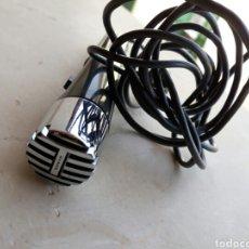 Radios antiguas: MICRÓFONO SANYO. Lote 112057864